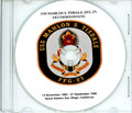 USS Mahion S Tisdale FFG 27 Decommissioning Program on CD 1996