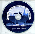 USS Paul Revere APA 248 1958 - 1959  Cruise Book CD