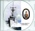 USS McClusky FFG 41 Commissioning Program on CD 1983