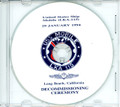 USS Mobile LKA  115 Decommissioning Program on CD 1994