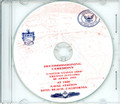 USS Fresno LST 1182 Decommissioning Program on CD 1993