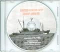 USS Grasp ARS 51 Commissioning Program on CD 1985