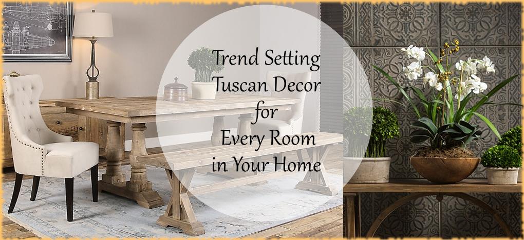 Tuscan, Mediterranean Style Home Decor. FREE Shipping, No Sales Tax. BellaSoleil.com Tuscan Decor Since 1996