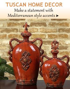 Tuscan Home Decor | BellaSoleil.com Tuscan Decor and Italian Pottery ... & Tuscan Decor | Italian Pottery Majolica | Tuscany Italian Home Decor