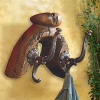Tuscan Coat & Hat Racks