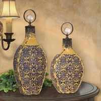 Tuscan Urns & Vases