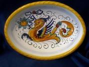 Deruta Raffaellesco Dish