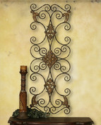 Tuscan Decor Wall Decor, Tuscan Wall Grille
