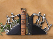 Helping Hands Bookends