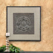 Tuscan Wall Panel, Tuscan Wall Plaque