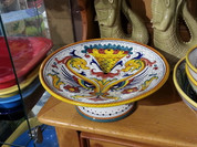 Deruta Fruit Bowl