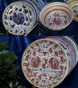 Deruta Dinnerware Set