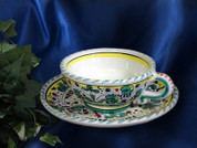 Deruta Orvieto Teapot