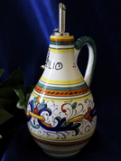 Deruta Olive Oil Bottle
