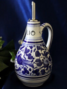 Deruta Olive Oil Bottle