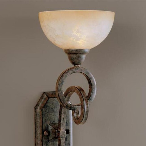 Legato Wall Sconce Replacement Glass - BellaSoleil.com