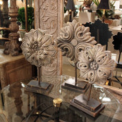 Tuscan Finial Statue