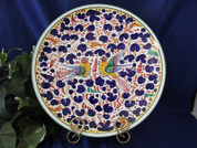 Deruta Arabesco Serving Platter