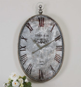 Pocket Watch Clock, Train Station Clock, Station Clock