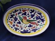 Deruta Arabesco Dish