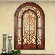 Tuscan Wall Grille, Tuscan Window Wall Grille