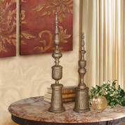 Tuscan Finials, Tuscan Finial Statues