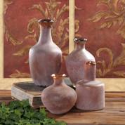 Tuscan Vases, Tuscan Bottles