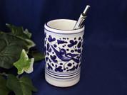 Deruta Pencil Holder, Deruta Pen Cup