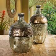 Tuscan Vase, Mediterranean Style Bottles