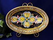 Geometrico Serving Dish, Geometrico Serving Platter