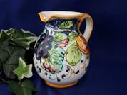 Italian Ceramic Pitcher