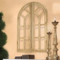 Tuscan Window Wall Grille, Architectural Window Wall Plaque