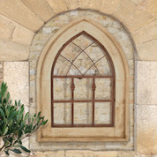 Architectural Window Wall Grille, Tuscan Wall Grille
