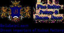 BellaSoleil.com Direct Importers of Italian Pottery