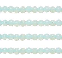 1 Strand Amazonite Natural B Grade Gemstone Small 2mm Round Beads