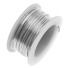 10 yard Spool Tarnish Resistant Stainless Steel Wire ~  Wrapping  ~ 20 Gauge