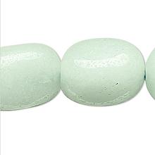 1 Strand Amazonite Natural Gemstone Small 4-5mm Pebble Beads