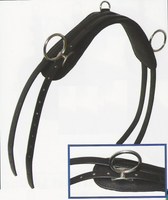 Padded Neck Strap with Adjustable Terrets