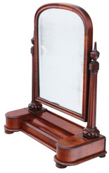 Large dressing table swing toilet mirror