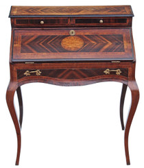 French Bonheur de jours writing desk bureau