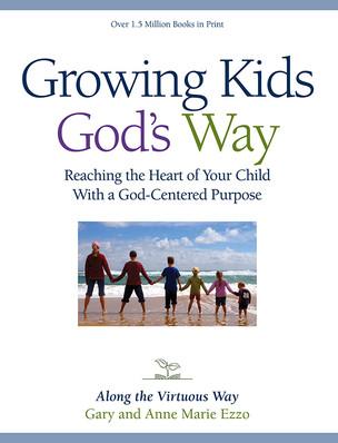 Growing Kids God's Way CD