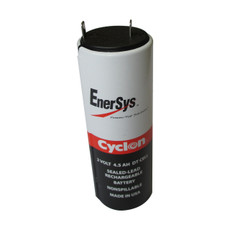 0860-0004 Enersys Cyclon Battery - 2 Volt 4.5AH DT Cell - Hawker Gates