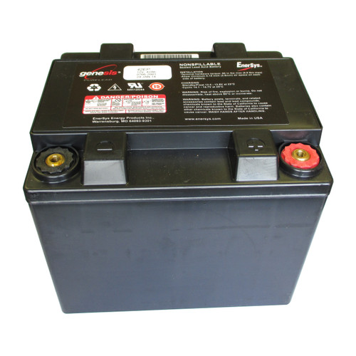 G42ep G12v42ep G12v42ah10ep 0766 2001 Genesis Battery