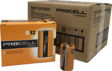 Duracell Procell D Cell Batteries - PC1300 (12 Pack)