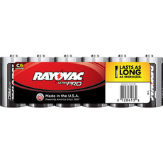 Rayovac AL-C C Cell Ultra Pro Battery