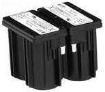 0819-0019 Enersys Cyclon Battery - 8 Volt 2.5AH 2x2 Hawker D Monobloc