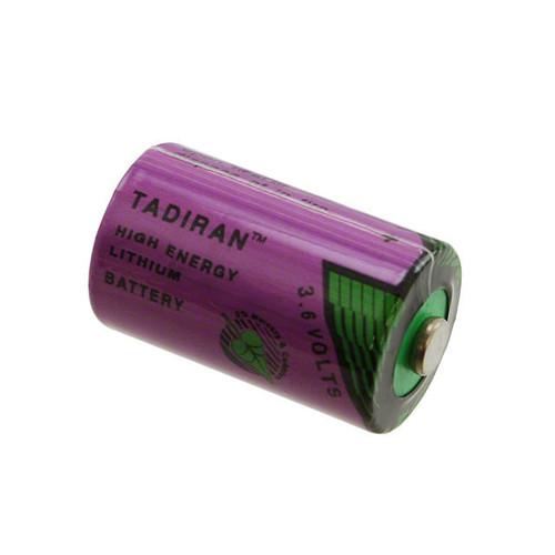 Tadiran TL-2150 - TL-2150/S Battery - 3.6V 1000mAh 1/2AA Lithium