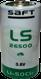 Saft LS26500 Battery - 3.6 Volt 7.7 Ah C Lithium