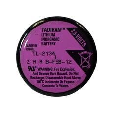 Tadiran TL-2134 - TL2134/P Battery - 3.6V 1000mAh 1/10D Lithium