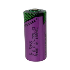 Tadiran TL-5955 - TL-5955/S Battery - 3.6V 1500mAh 2/3AA Lithium